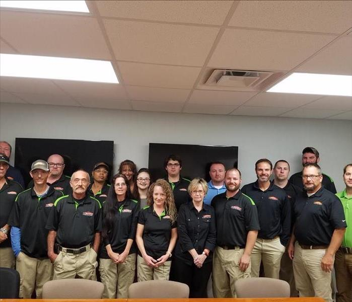SERVPRO of Lexington Group Photo!