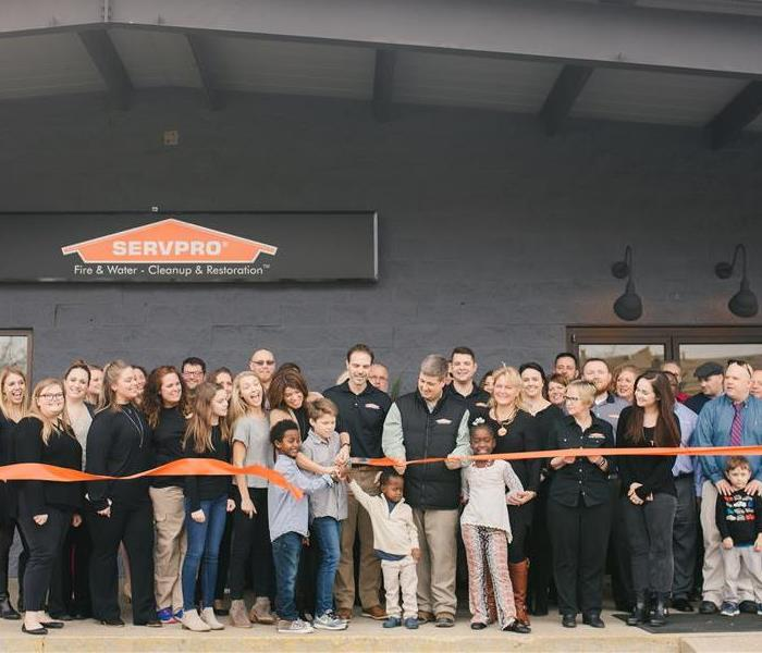 The SERVPRO family