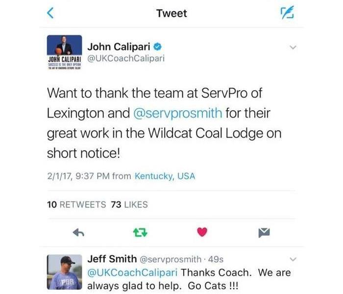 Shoutout from Coach Cal!