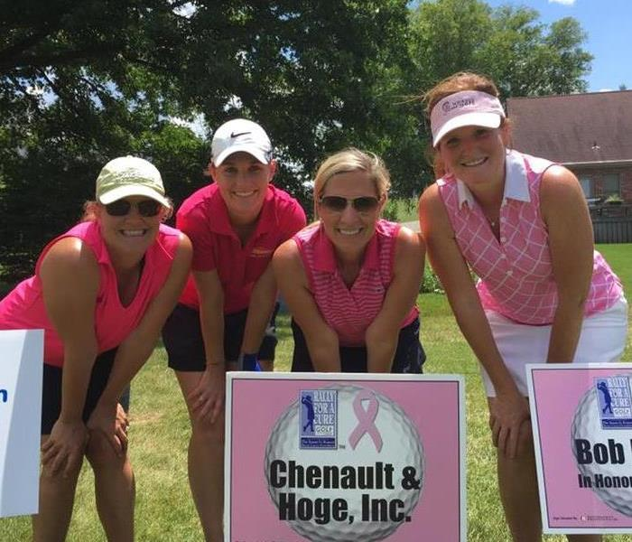 Rally for the Cure Golf Scramble
