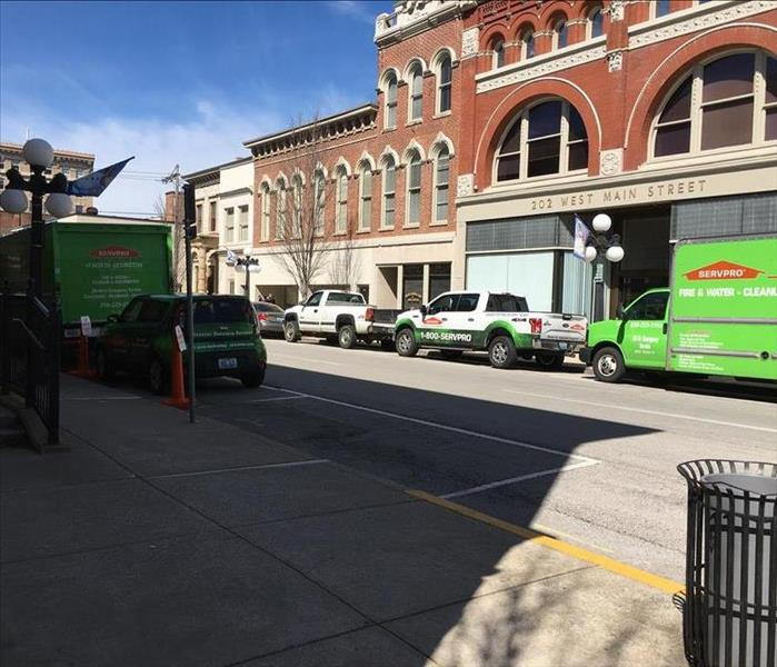 Why SERVPRO Storm Repair in West Plains Missouri